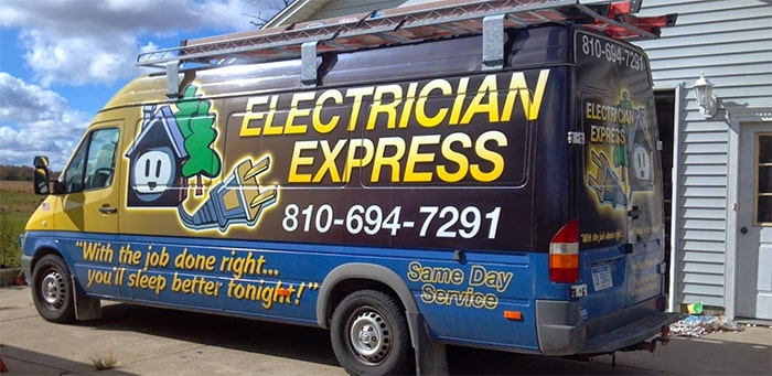 electrician genesee county
